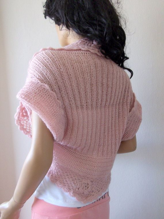 Shrug Sweater