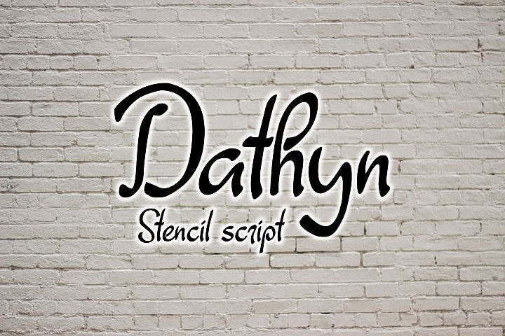 Dathyn Font 1001 Free Fonts Download - Download 41740 fonts