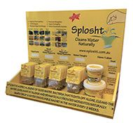 Splosht - Aquarium, Pond & Water Cleaner www.splosht.com.au