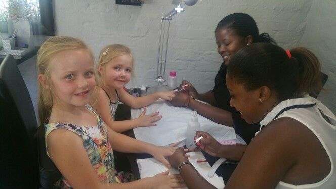 Kiddies pamper partys @ Hair Art & Beauty Solutions ..012-9915568