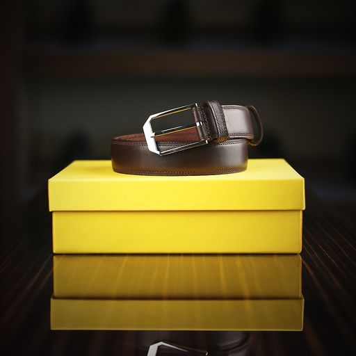 A 32mm width prestige belt by John Lobb, featuring 2 fine rows of stitching. The buckle on Carnegie has an angular design and a curved shape to give it a closeness to the body when buckled. The belt end mirrors the shape of the buckle to create the perfect balance. ...