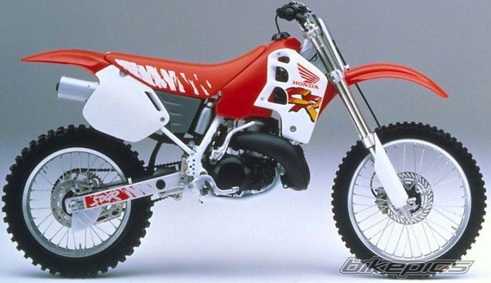 View tmspower's 1991 Honda CR 500 on bikepics.com, the world's largest motorcycle sharing website.