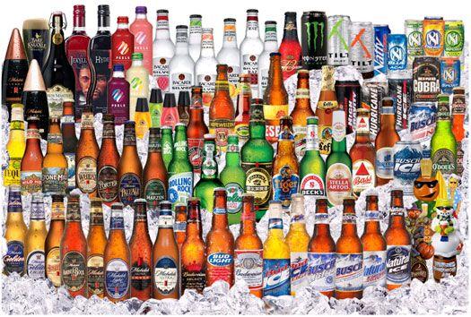 Beer...lots of it...