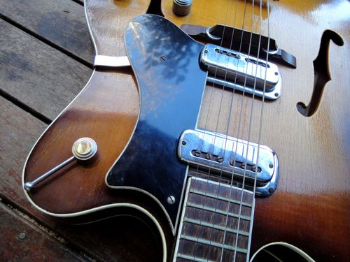 Vintage Electric Hollow Body