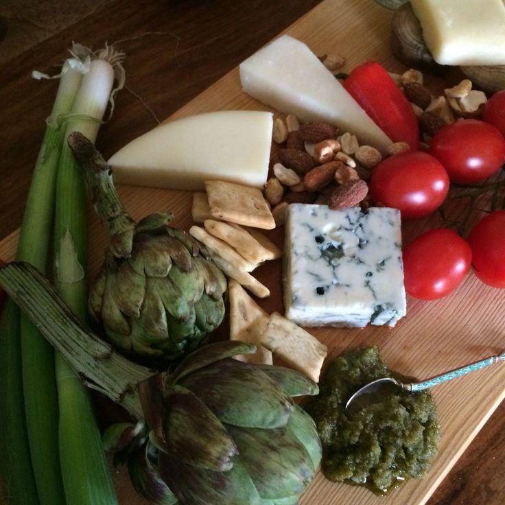 Catering by Número 16 Tabua de queijos