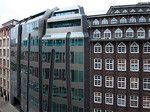 """Dieses Gebäude stand Pate für den Bürokomplex, in dem sich auch die Büros von """"Schwarz & Schimmel"""" befinden."""