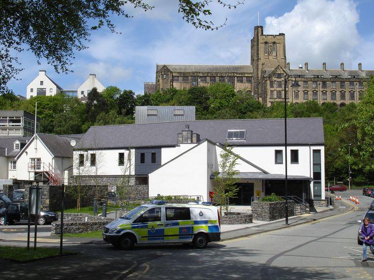 New Police Station, Bangor