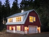 Barn house: Idea, Guesthouse, Guest House, Traditional Exterior, Red Barns, Design, Barns House, Barn Houses, Barns Homes