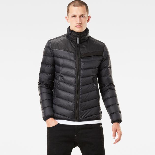 Attacc Down Jacket | black | Men | G-Star RAW®