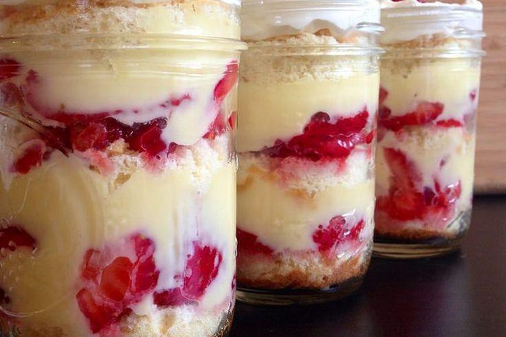 Cleveland Cassata Cake in a Jar recipe on Food52