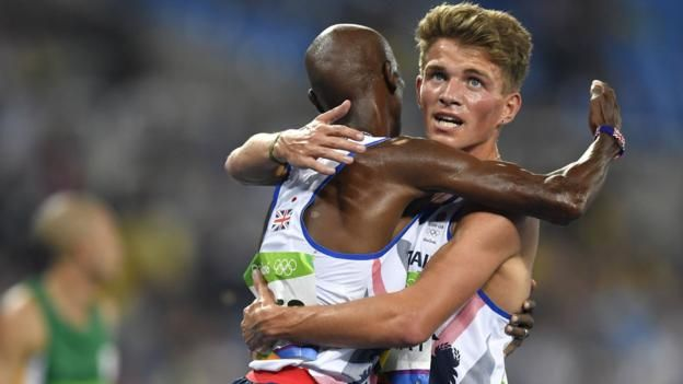 Andrew Butchart: I am the underdog, but Sir Mo Farah is not invincible