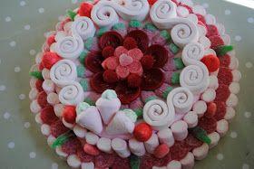 LOS DETALLES DE BEA: Una tarta de boda para mis compañeras de trabajo...