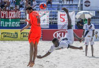 Blog Esportivo do Suíço:  Vasco goleia Fluminense na prévia da semifinal; Corinthians bate Flamengo