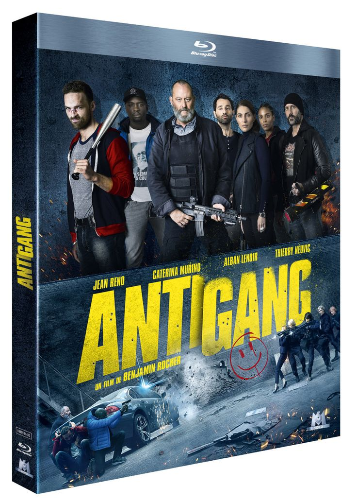 A l'occasion de la sortie en Blu-Ray et DVD de ANTIGANG le 19 décembre 2015, un film de Benjamin Rocher, avec Jean Reno et Alban Lenoir, Les Chroniques de Cliffhanger & Co, en partenariat avec ...