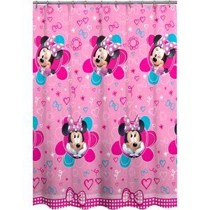 Minnie Mouse Decorative Bath Collection Shower Curtain