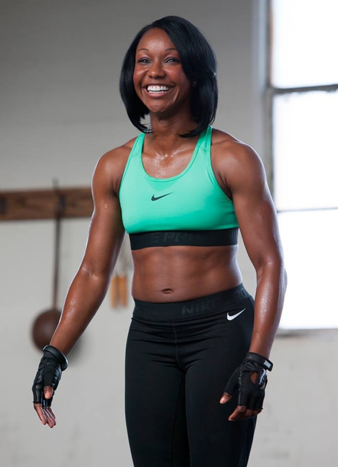 Strength. Power. Speed.  Welcome champion sprinter Carmelita Jeter and her High Intensity Power Workout to Nike Training Club