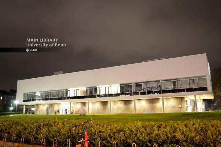 Main Library, University of Bonn