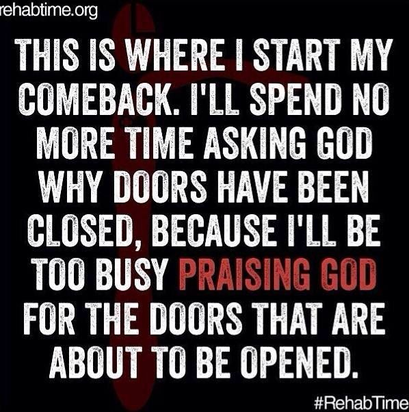 Quotes About Praising God In Hard Times: Praise God In The Storm.
