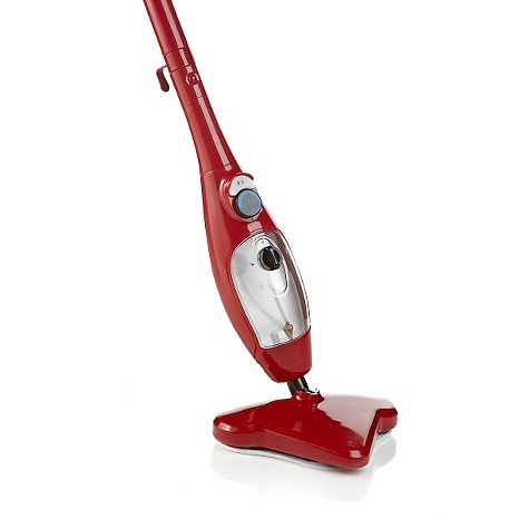 H2O Mop X5 5-in-1 Steam Cleaner with Elite Accessories