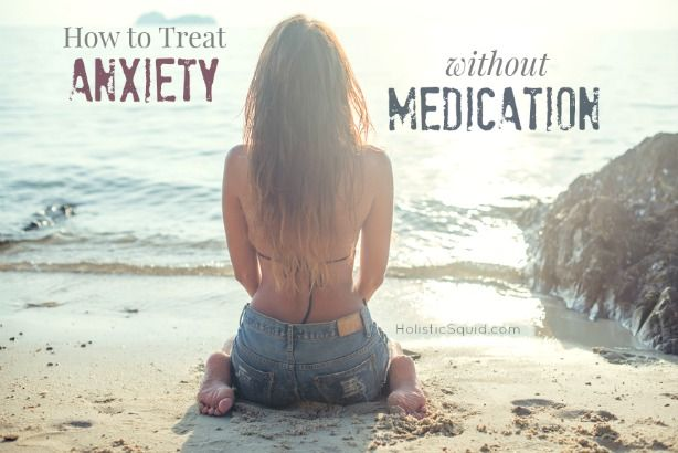 Learn how to treat anxiety safely and effectively without the side effects of medication. Relieve your anxiety for good with natural long term solutions.