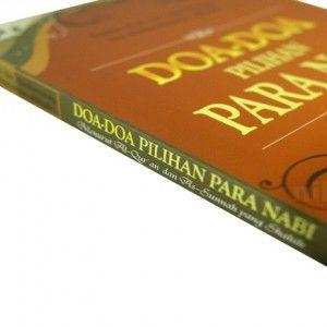 Buku Islam Doa Pilihan Para Nabi - Doa terbaik merupakan doa yang dipanjatkan oleh para Nabi Allah dan telah dikabulkannya doa tersebut. Buku ini membahas Bermacam-macam doa dari para Nabi seperti Nabi Adam, Nuh, Ayyub, Ibrahim dan banyak lagi.  Rp. 25.000,-  Hubungi: +6281567989028  Invite: BB: 7D2FB160 email: store@nikimura.com