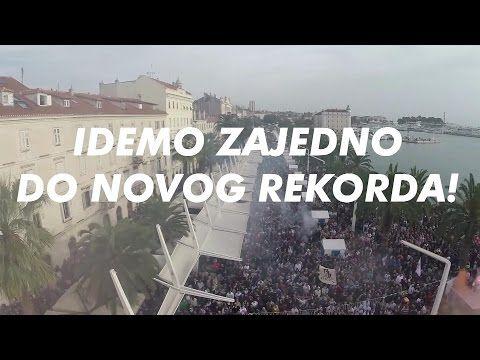 Naš Hajduk - HNK Hajduk Split: Budi član! - YouTube