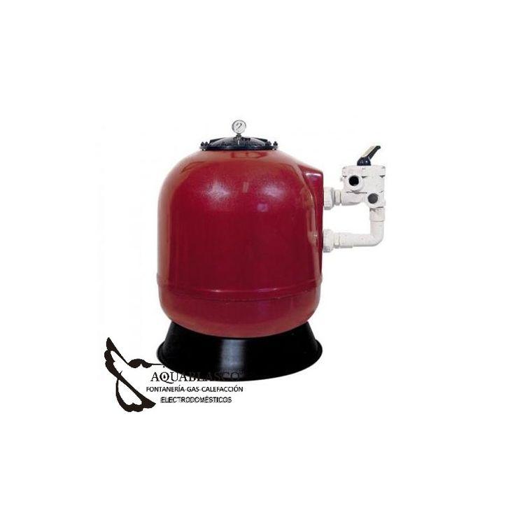 En www.aquablasco.com te ofrecemos este Filtro Coral Fabricado en poliester y fibra de vidrio montado sobre base redonda en material plastico.Somos instaladores.
