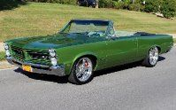 :: 1965 Pontiac GTO Pro-Touring - Classic cars, Muscle Cars, Exotic cars for Sale | Flemings Ultimate Garage -