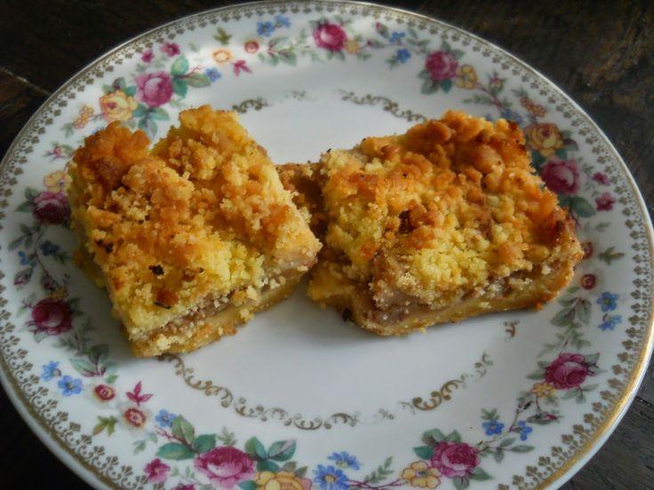 Bezglutenowe wariacje kulinarne: Ciasto kruche z jabłkami