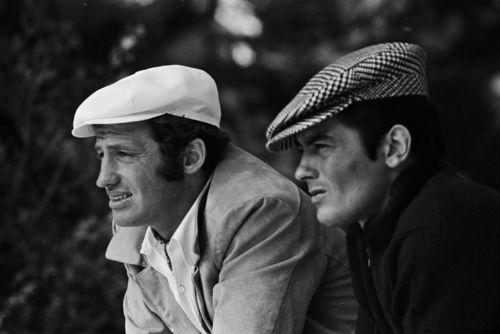 Belmondo et Delon - The Impossible Cool