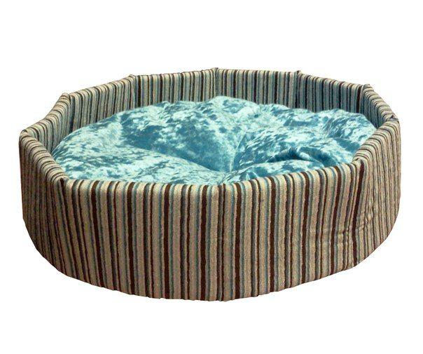 Круглая кроватка из фелсофта и флока. Мягкая и съемная подушка Диаметр 50 см., высота 20 см. Цена: от 1350 руб. #Вигвам, #Гамак, #Зоотовары, #Лежанки, #матрас, #кошки, #собаки, #питер #zoo #cat #dog #piter #rus #mimimi #house #spb
