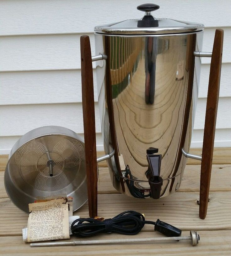 25+ best ideas about Percolator coffee maker on Pinterest Nostalgia, Where is ole miss and 8 ...