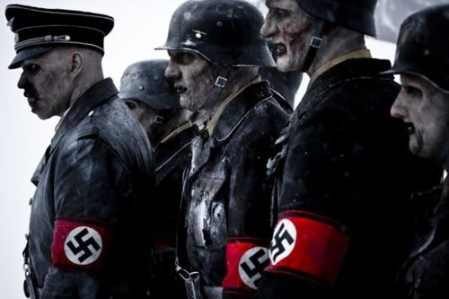 Dead Snow, a Zombie great!  Love this movie, so much.