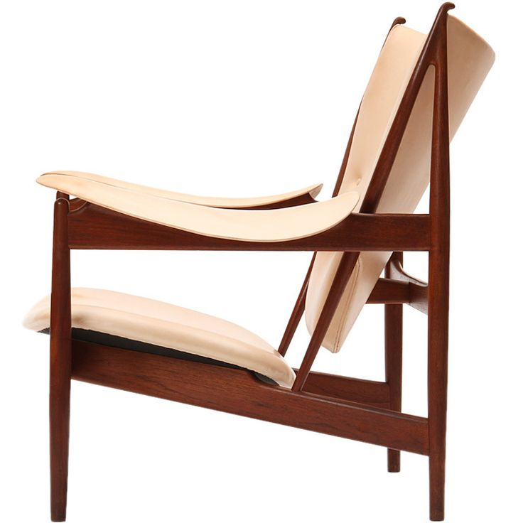 the Chieftain Chair by Finn Juhl