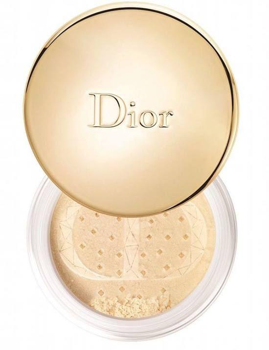 Dior Diorific Golden Glow Loose Powder Christmas Holiday 2017