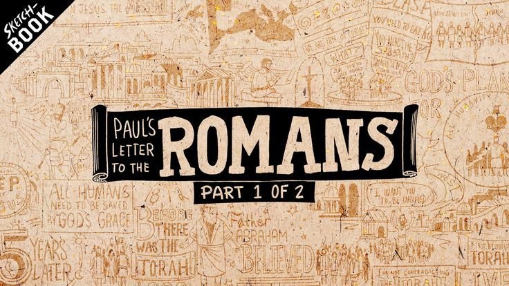 The Book of Romans explained with animation Want to see more? Our Website…