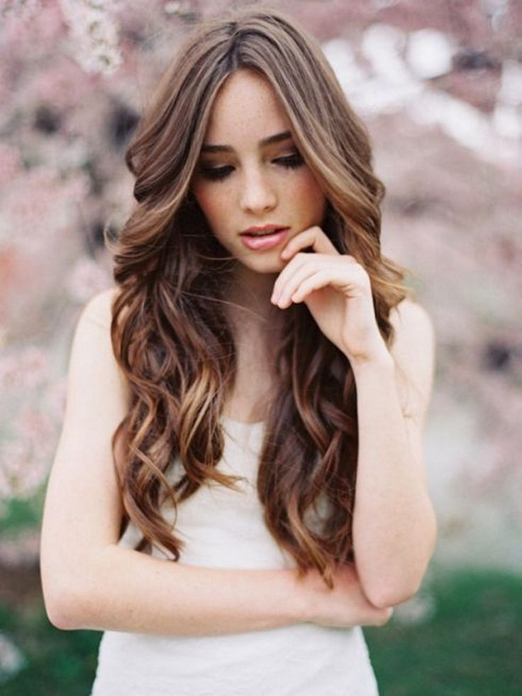 Wedding Hair Inspiration 12 Ways To Wear Your Long Down