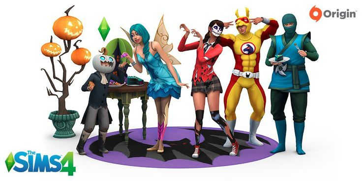 Origin: Spooky Sims 4 Sale (Up to 50% off) - Sims Community