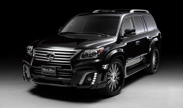 Lexus LX 570 2018 Lexus