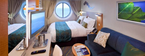 Oasis Of The Seas Outside Stateroom Royal Caribbean