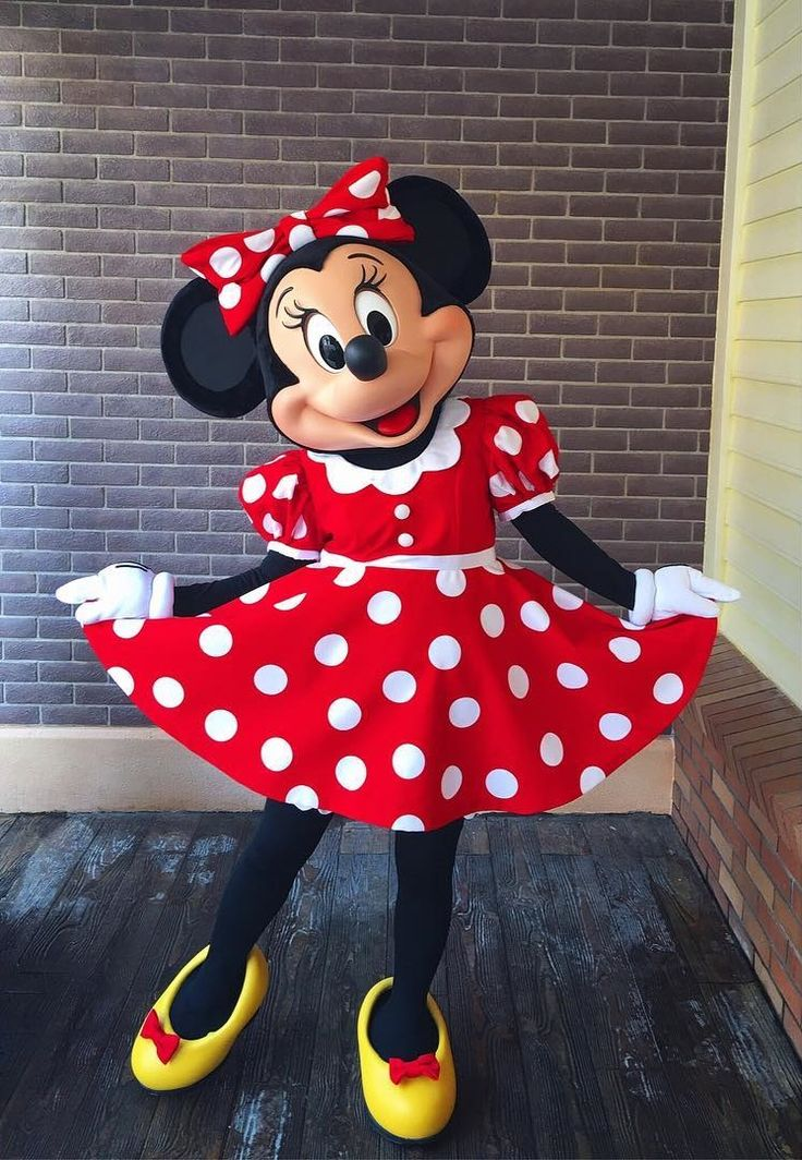 Shanghai Disney Resort - Minnie Mouse:)                                                                                                                                                                                 More