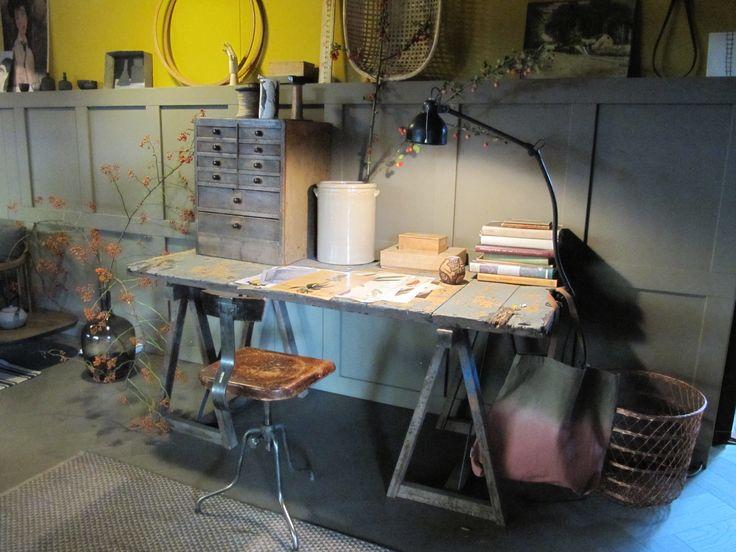 Beautiful workspace VT wonen woonbeurs 2013