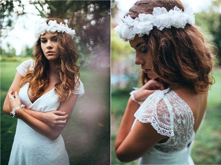 Elsa Gary : Collection Garden Party 2017 - robe de mariée, robe mariage, robe…