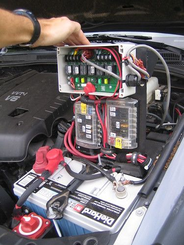 Custom Fuse Relay Boxes Power Distribution Etc Expedition Portal In 2020 Car Audio Installation Boat Wiring Automotive Electrical