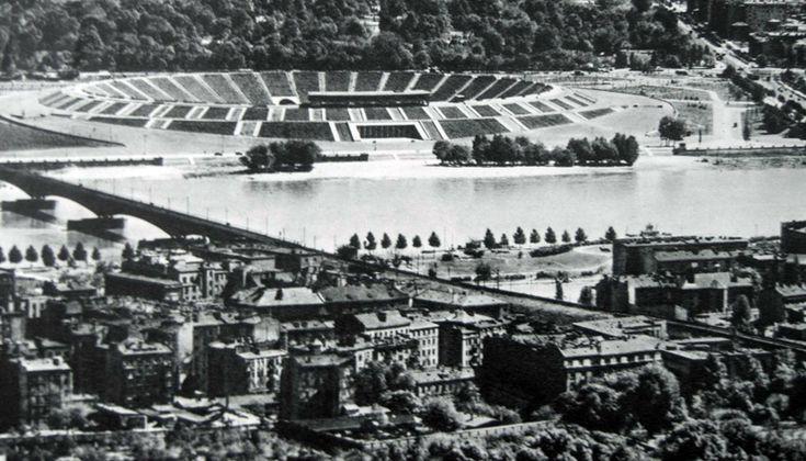 Stadion Dziesięciolecia, Warszawa; X-century Stadium, Warsaw