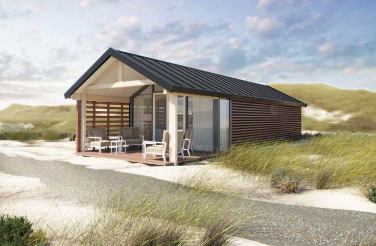 Sea Lodges Ameland opent in 2018 haar deuren. Strandhuisjes die sfeervol zijn ingericht en plek bieden aan 4-6 personen. Bekijk de Sea Lodges hier!