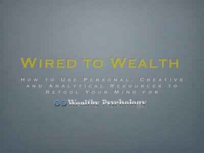 Dr. Paul Dobransky - Wired to Wealth (2012)