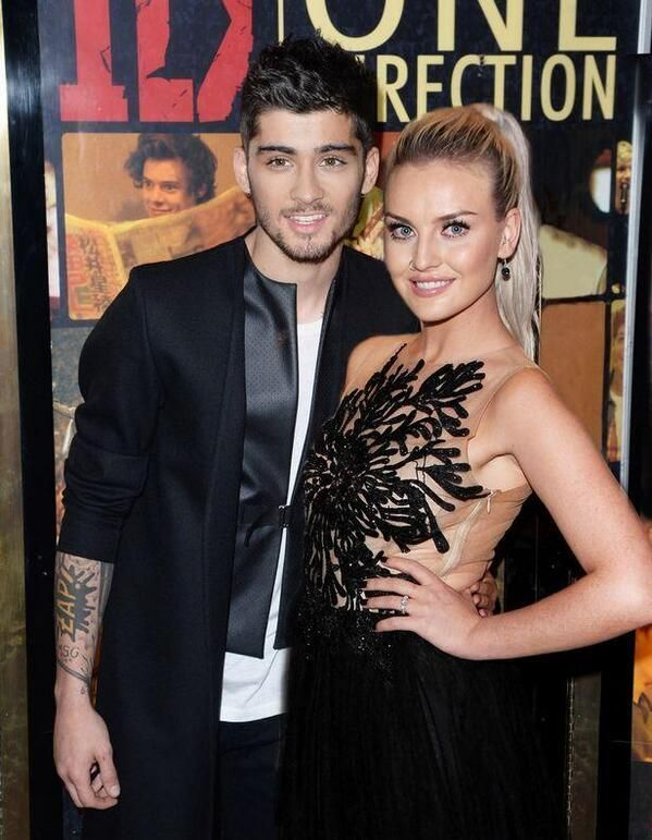 ZAYN & PERRIE ARE ENGAGED!!! <3