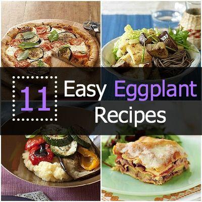 easy eggplant recipes - photo #10