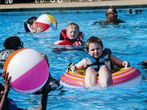 Camp Sunshine a bright spot for autistic children - Fayetteville Observer: Local News